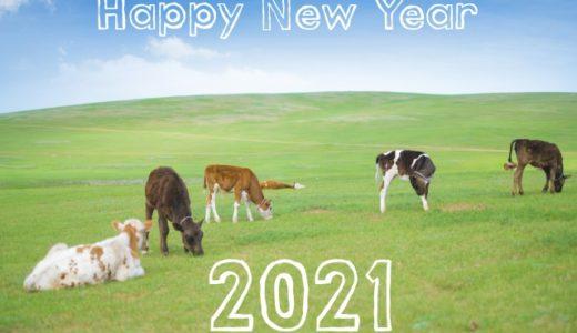 新年のご挨拶-令和三年元日