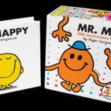 イギリスの国民的キャラクター『MR.MEN LITTLE MISS(ミスターメン・リトルミス』の絵本で英語を学ぼう