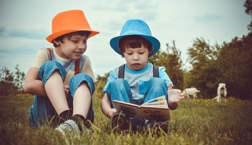 英語の読み聞かせにぴったり!就学前の子どもたちに読んであげたい英語の絵本7選