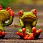 多読初心者におすすめ!声に出して読みたい英語の絵本『Frog and Toad(がまくんとかえるくん)』